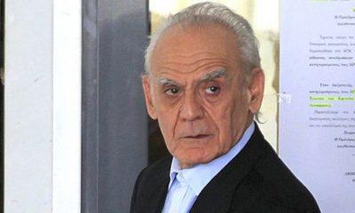 Σε κρίσιμη κατάσταση στο Σισμανόγλειο ο Άκης Τσοχατζόπουλος 4