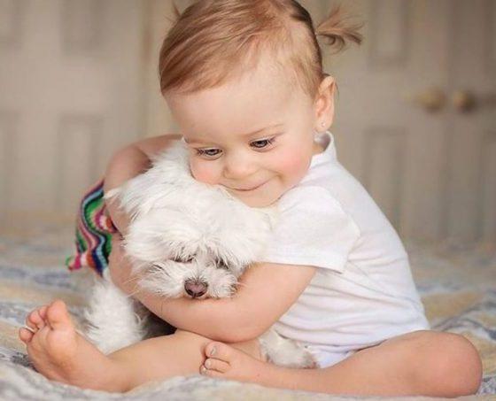 Παιδιά και ζώα: Η πιο τρυφερή σχέση! 2