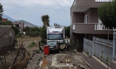 Πως πέθανε το βρέφος στην Εύβοια: Τα νερά παρέσυραν το μωρό και οι γονείς δεν πρόλαβαν 1