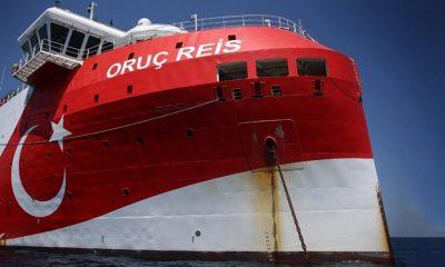 Oruc Reis: Κάνει αναστροφή και επιστρέφει 19