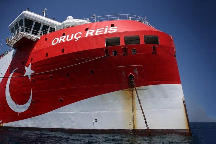 Oruc Reis: Κάνει αναστροφή και επιστρέφει 5