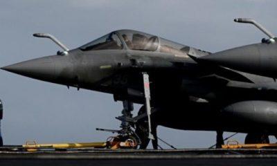 Μήνυμα σε Αγκυρα από Μακρόν: Δύο γαλλικά πολεμικά αεροσκάφη Rafale στην Κρήτη 25