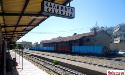 Ξεκινά ο καθαρισμός της σιδηροδρομικής γραμμής Αργος - Καλαμάτα 3