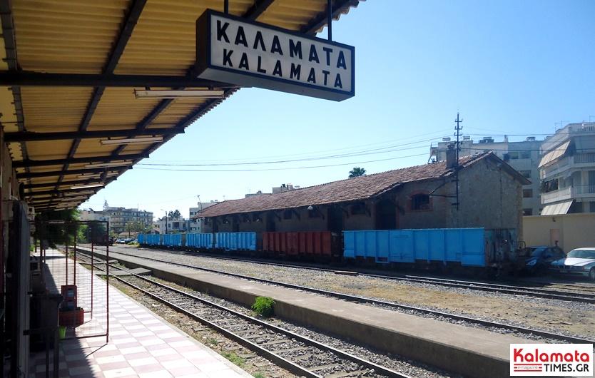 Ξεκινά ο καθαρισμός της σιδηροδρομικής γραμμής Αργος - Καλαμάτα 1