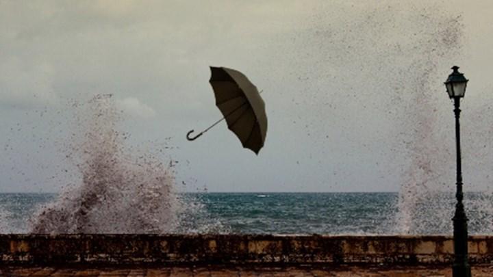 Έκτακτο δελτίο επιδείνωσης καιρού: Έρχονται καταιγίδες και χαλάζι 10