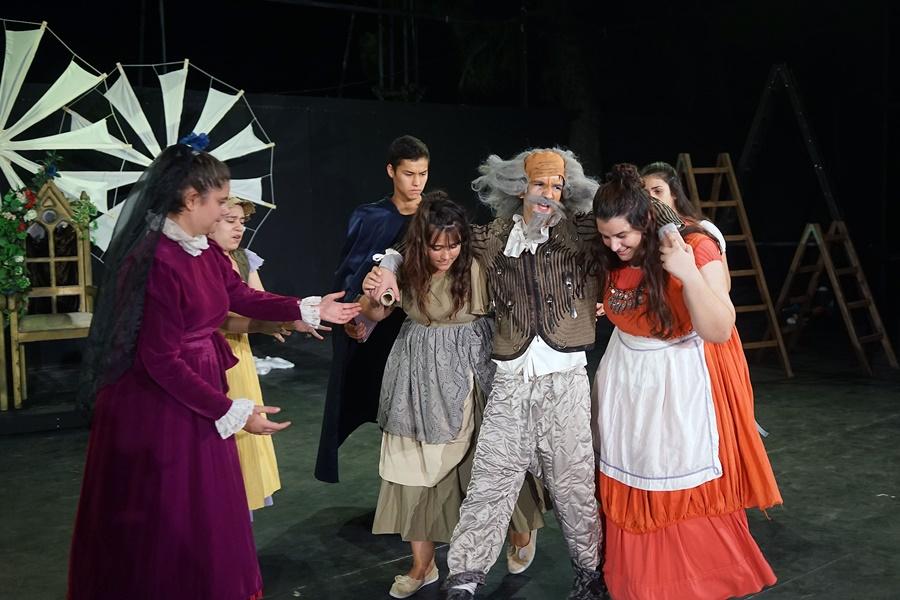 Πειραματική σκηνή Καλαμάτας: Τη Δευτέρα ξεκινούν οι εγγραφές στη νέα θεατρική ομάδα 3