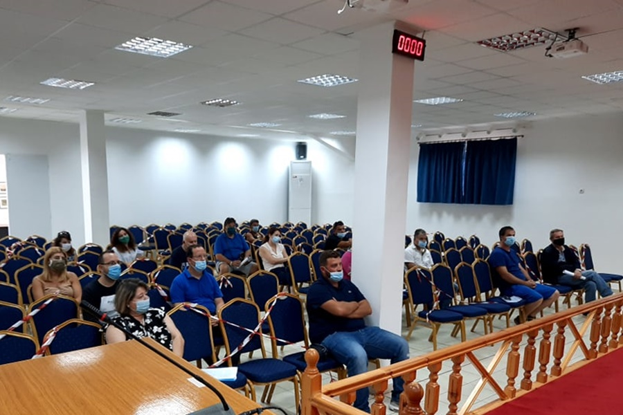 Δήμος Οιχαλίας: Ξεκίνησαν εργασία οι ωφελούμενοι του προγράμματος κοινωφελούς εργασίας του ΟΑΕΔ 8