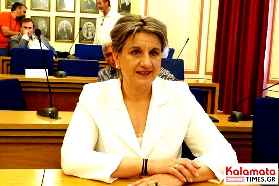 Η Ελένη Αλειφέρη νέα διοικήτρια του Νοσοκομείου Καλαμάτας 8