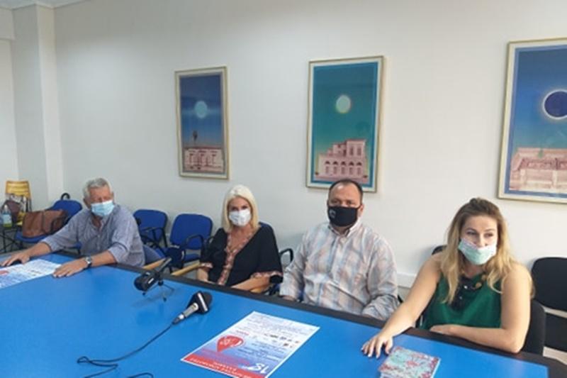 8η Πανελλήνια Λαμπαδηδρομία Εθελοντών Αιμοδοτών