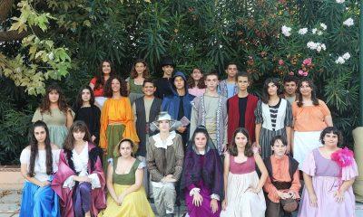 Στην τελική ευθεία για τον ΔΟΝ ΚΙΧΩΤΗ του Θερβάντες από τη θεατρική εφηβική ομάδα της Πειραματικής Σκηνής Καλαμάτας 6