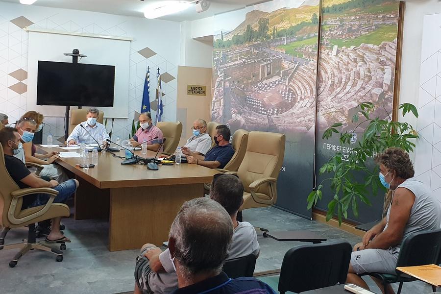 Περιφερειακή ενότητα Μεσσηνίας: Συνάντηση στα πλαίσια λειτουργίας του ΓΟΕΒ 1