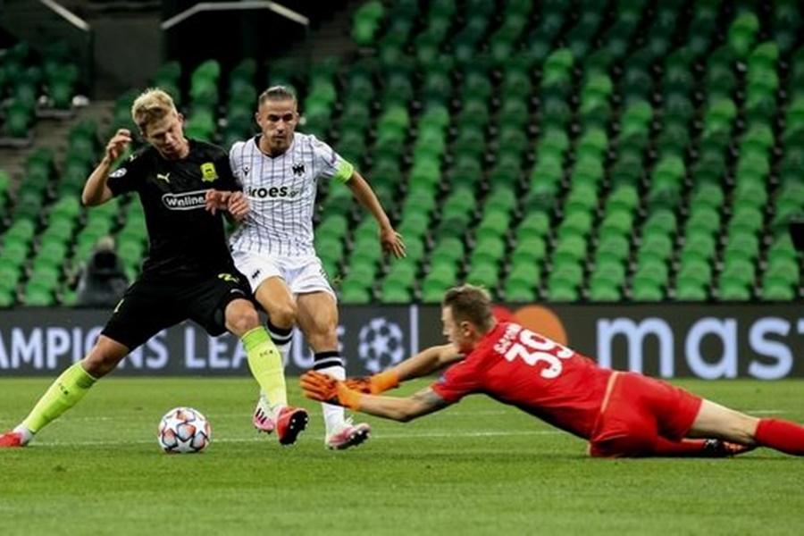 Κρασνοντάρ - ΠΑΟΚ 2-1: Έχασε, αλλά δεν χάθηκε 8