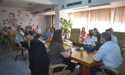 Συνεχίζονται οι παρεμβάσεις αντιπλημμυρικής προστασίας από την Π. Ε. Μεσσηνίας 19
