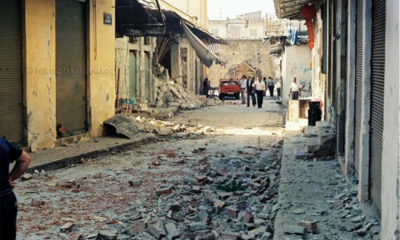 Την Κυριακή η εκδήλωση μνήμης για τα 34 χρόνια από τους σεισμούς του 1986 στην Καλαμάτα 1