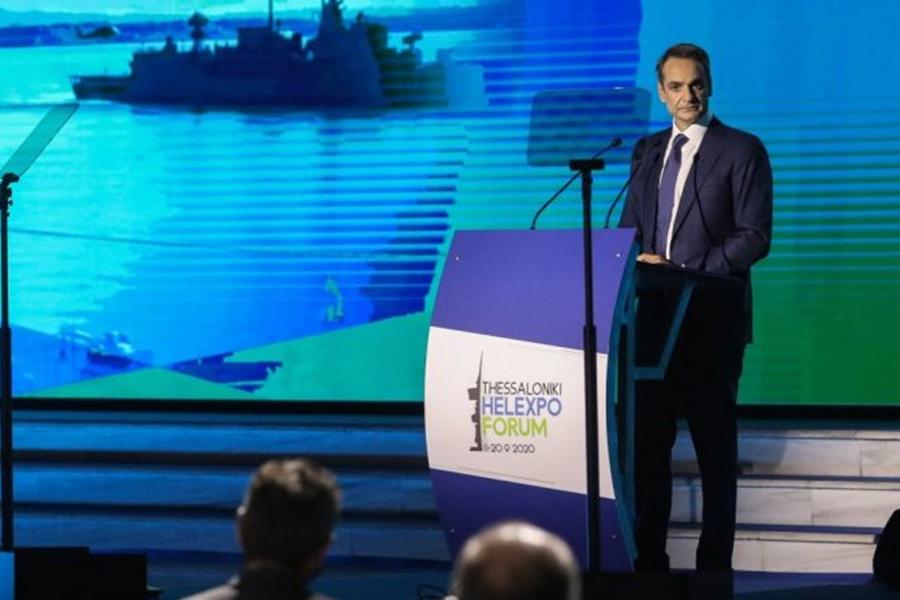 ΔΕΘ 2020: Tα μέτρα που ανακοίνωσε ο Μητσοτάκης για Οικονομία και Άμυνα – Ποιοι ωφελούνται 5