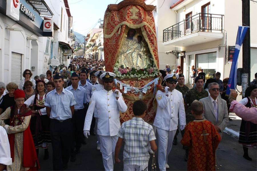 Την Πολιούχο της Παναγία Μυρτιδιώτισσα θα εορτάσει η Πύλος 6