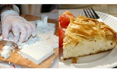 Φουσκωτή τυρόπιτα: Εύκολη και τραγανή πίτα με φέτα και γιαούρτι, έτοιμη σε 30 λεπτά 6