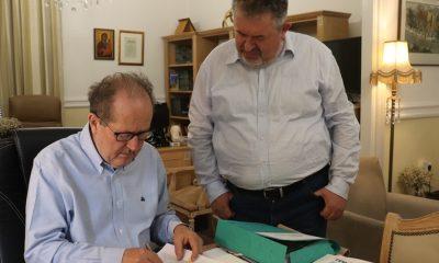 Μεσσηνία: Υπογράφηκε η σύμβαση για τις μελέτες της παράκαμψης της Γιάλοβας 5