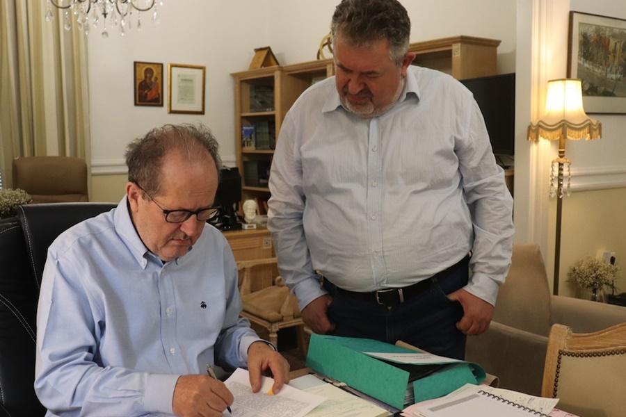 Μεσσηνία: Υπογράφηκε η σύμβαση για τις μελέτες της παράκαμψης της Γιάλοβας 3