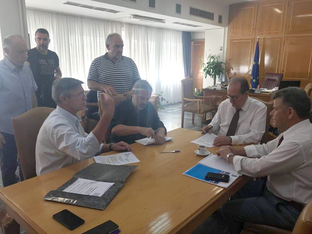 Ολοκλήρωση έργων στη Μεσσηνία μέχρι τέλος Σεπτεμβρίου ζητεί η Περιφέρεια 1