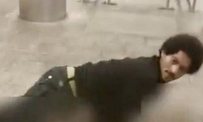 Βίντεο σοκ: Νεαρός προσπαθεί να βιάσει 25χρονη στο μετρό 3