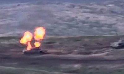 Σύρραξη Αρμενίας ‑ Αζερμπαϊτζάν: Καταρρίφθηκαν δύο ελικόπτερα 18