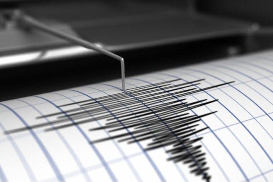 Ισχυρός σεισμός στην Κρήτη 5,5 Ρίχτερ 11