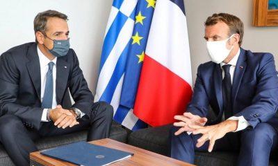 Η συμφωνία Μητσοτάκη‑Μακρόν για όπλα και Τουρκία 12