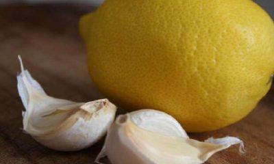 Το σούπερ ρόφημα με σκόρδο και λεμόνι για να εξαφανίσετε το λίπος από την κοιλιά 2