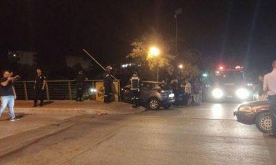 Σοκαριστικό τροχαίο στη Λάρισα: Αυτοκίνητο έριξε δύο ανήλικους από τη γέφυρα του Αλκαζάρ 10