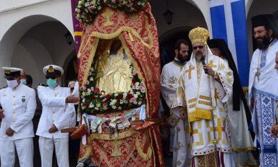 Η Πύλος εόρτασε την πολιούχο της Παναγία Μυρτιδιώτισσα 12