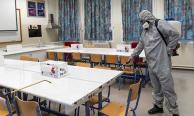 Συναγερμός: Θετικός στον κορωνοϊό ανήλικος μαθητής σε σχολείο στον Πύργο 7