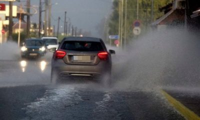Έρχεται ο Ιανός: Καταιγίδες και θυελλώδεις άνεμοι 2