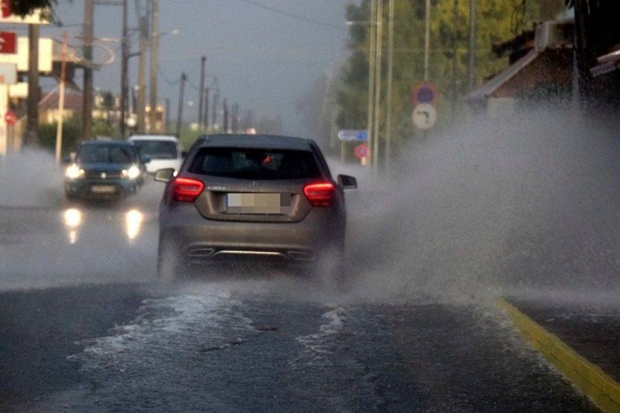 Έρχεται ο Ιανός: Καταιγίδες και θυελλώδεις άνεμοι 14
