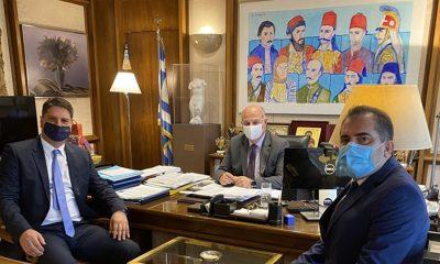 Προτάσεις για την παραβατικότητα έκαναν Βασιλόπουλος και Αθανασόπουλος στον υπουργό Δικαιοσύνης 11