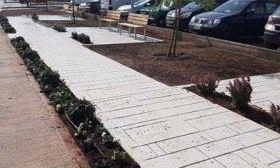 Ολοκληρώθηκε το πρώτο πάρκο τσέπης στην Καλαμάτα (φωτογραφίες) 11