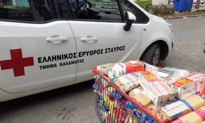 Ευχαριστίες από το Περιφερειακό Τμήμα Καλαμάτας του Ελληνικού Ερυθρού 12