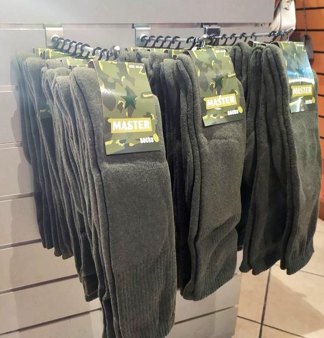 Για στρατιωτικά ρούχα στην Καλαμάτα, κατάστημα «Καστόρας» 16