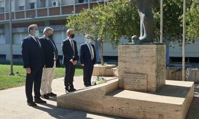 Απόδοση τιμής στο μνημείο των Μεσσήνιων Μακεδονομάχων με τον Δήμαρχο Θεσσαλονίκης 21