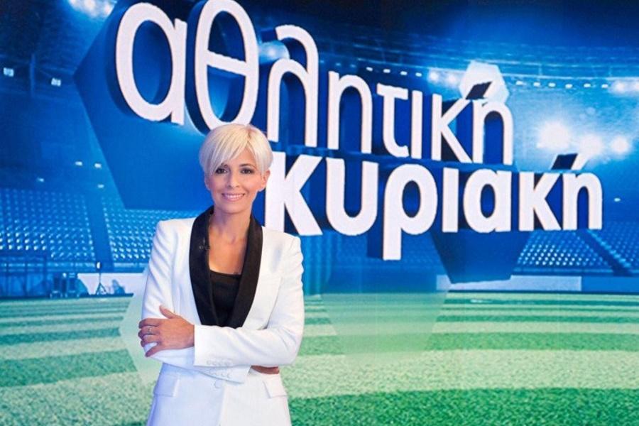 H παρουσιάστρια της Αθλητικής Κυριακής, Έλενα Μπουζαλά, δίνει το δικό της μήνυμα για τη μάχη με τον καρκίνο του μαστού που έδωσε 7