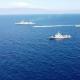 Καστελόριζο: Σε διάταξη μάχης ο ελληνικός στόλος λόγω Oruc Reis 3