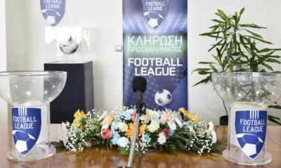 Football League 2020-21: Το πρόγραμμα σε βόρειο και νότιο όμιλο 3