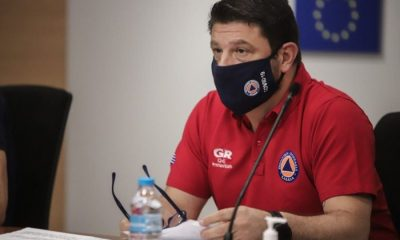 Χαρδαλιάς: Υποχρεωτική η χρήση μάσκας σε εσωτερικούς και εξωτερικούς χώρους όπου υπάρχει συγχρωτισμός 12