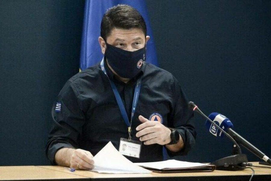 Νίκος Χαρδαλιάς: Τι είναι ο χάρτης προστασίας που θα ενεργοποιηθεί 13