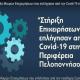 Ενίσχυση Μικρών και Πολύ Μικρών Επιχειρήσεων που επλήγησαν από την πανδημία Covid-19 στην Περιφέρεια Πελοποννήσου 12