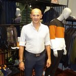Ο Πρέντραγκ Τζόρτζεβιτς στα εγκαίνια του Dragao men's fashion 51