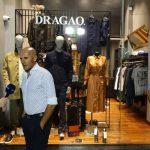 Ο Πρέντραγκ Τζόρτζεβιτς στα εγκαίνια του Dragao men's fashion 53