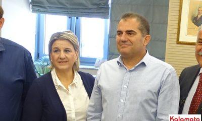 Θανάσης Βασιλόπουλος για τη νέα Διοικήτρια του Νοσοκομείου Ελένη Αλειφέρη 6