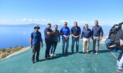 Η Περιφέρεια Πελοποννήσου αγκαλιάζει και στηρίζει την Αερολέσχη Καλαμάτας 28
