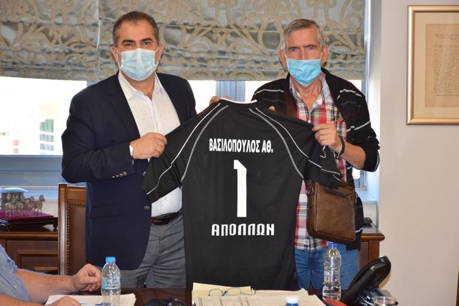 Δημιουργία νέας έδρας ζητά το ποδοσφαιρικό τμήμα του Απόλλωνα Καλαμάτας 4